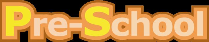 Logo serii Pre-School