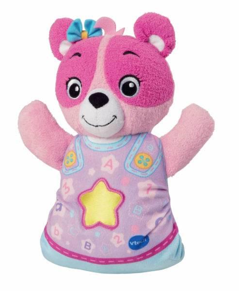 Teddy Bear – lila