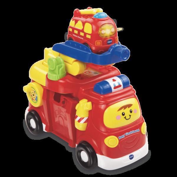 Toot-toot kisautók – Nagy Tűzoltóautó