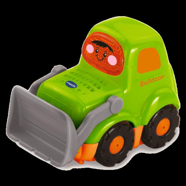 Toot-toot kisautók – Traktor