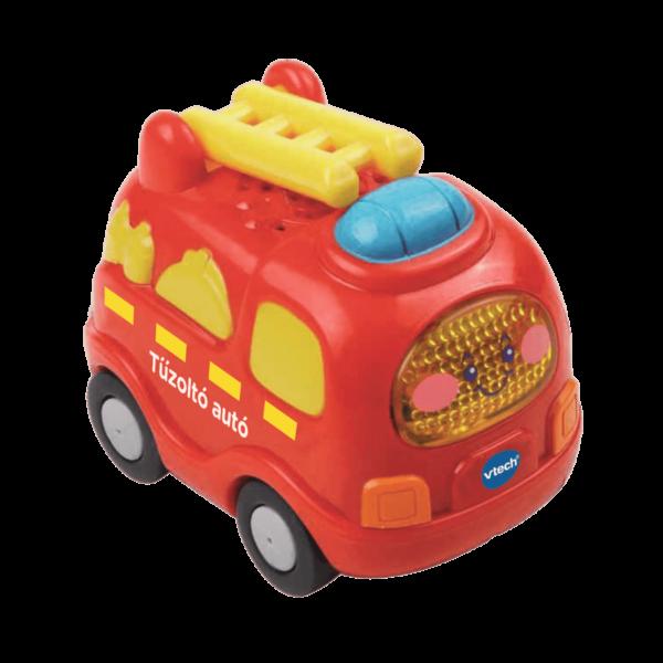Toot-toot kisautók – tűzoltó autó