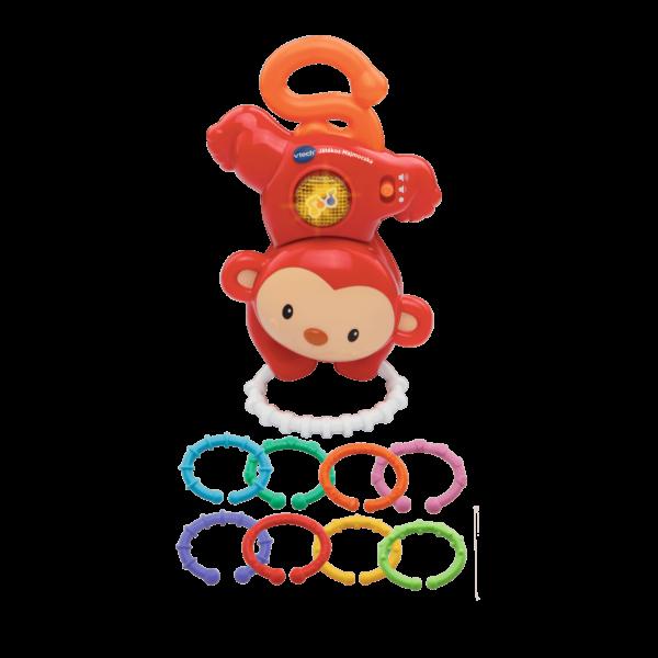 Játékos majmocska