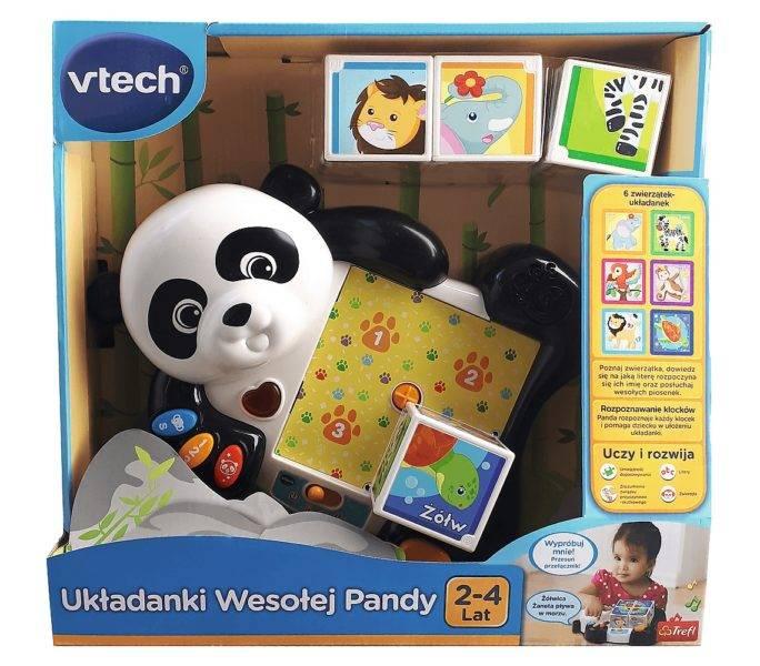 Układanki Wesołej Pandy