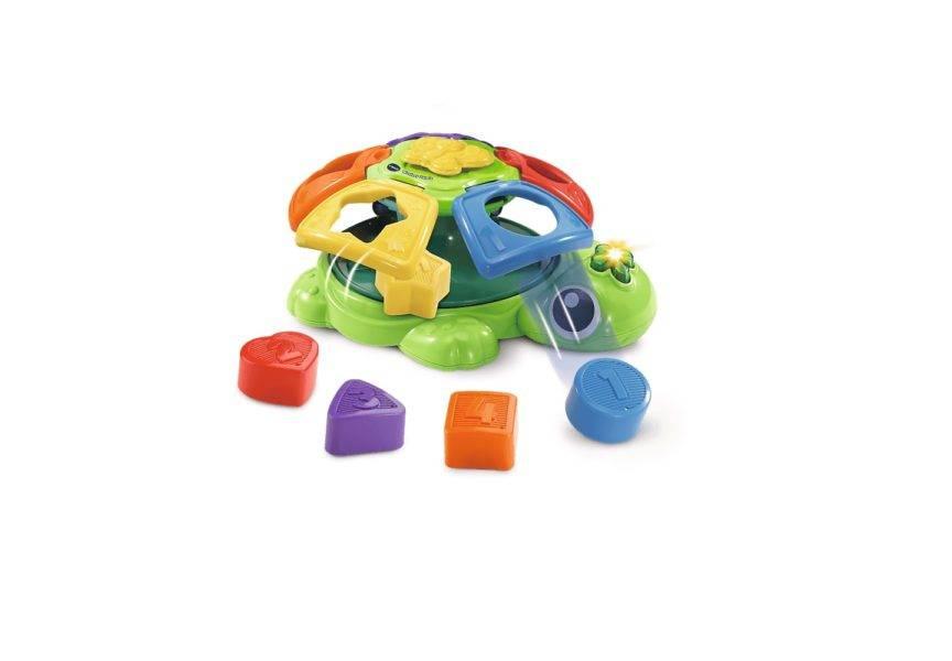 Wirujący żółwik