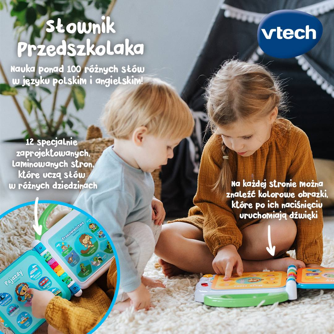 Pierwszy Słownik Przedszkolaka